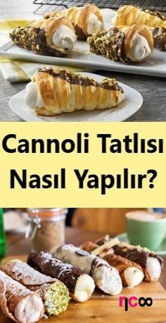 How to Make Cannoli Dessert? - How to Make Cannoli Dessert? the Dessert # - Dessert Simple, Dessert Cannoli, Grilling Recipes, Crockpot Recipes, Graham Crackers, Cake Recipes, Dessert Recipes, Italian Pastries, Wie Macht Man