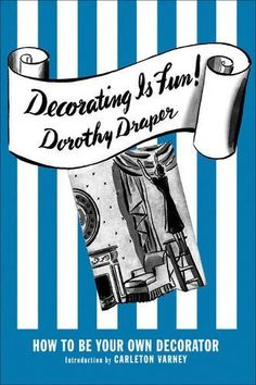 Decorating Is Fun!: How to be Your Own Decorator by Dorot... https://www.amazon.com/dp/0985225629/ref=cm_sw_r_pi_dp_x_x3tkyb1K6J9RA
