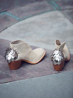 Product Image: Silver Diamond Ankle Boot