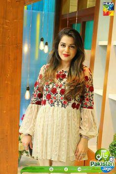 Pakistani Dresses Casual, Pakistani Dress Design, Indian Dresses, Stylish Dresses, Casual Dresses, Fashion Dresses, Feminine Mode, Short Frocks, Sleeves Designs For Dresses