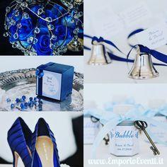 Qualcosa di blu ... #matrimonio #ideematrimonio #qualcosadiblu