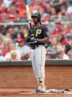 Andrew Mccutchen.Pirates