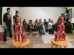 Minute to Win It: Rapid Fire (oh my gods of wars VS BEAST SQUAD!) - YouTube
