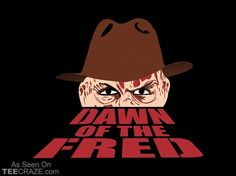 Dawn Of The Fred T-Shirt From Neato Shop