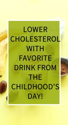 Lower Cholesterol With Favorite Drink From The Childhood's Day! Natural Teething Remedies, Natural Home Remedies, Herbal Remedies, Health Remedies, Yoga Routine, Health And Wellness, Health Tips, Health Care, Health Benefits