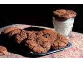 Dukan Diet Chocolate Cookies recipe