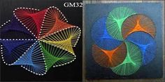 Easy String Art Patterns - Bing Images
