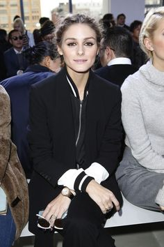 Olivia Palermo bij Michael Kors - Dit waren de 17 beste geklede frontrow-sterren van New York Fashion Week
