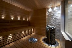 KAJO 12 kW electric sauna heater