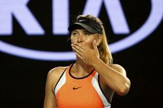 Maria Sharapova - PHOTO REUTERS