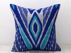 16x16, 15x15, blue cushion, turquoise pillow