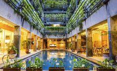 Yogyakarta Greenhost Boutique Hotel Prawirotaman in Indonesia, Asia Boutique Hotels New York, Jakarta City, Regency Hotel, Carlton Hotel, Greece Hotels, Hotel Reviews, Great Places, Bali, Travel