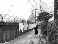 Der Berliner Mauer - 1963