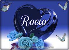 39 Mejores Imágenes De Corazones Azules Con Nombres Corazones