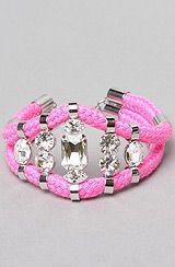 The Neon Jaipur Double Strand Bracelet