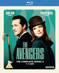 Billy Cornelius, Frank Maher-Avengers: The Complete Series 5 Blu-ray NEW Emma Peel, Turner Classic Movies, Classic Tv, Patrick Macnee, Mejores Series Tv, Avengers Series, A Funny Thing Happened, Baywatch, 5 News