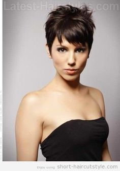 Latest Short Hairstyles Trends for Beautiful Women 2014