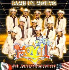 Banda Movil - Dame Un Motivo