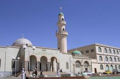 Mosque of Asmara – Eritrea