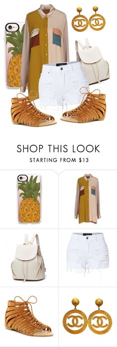 24 by julcatai on Polyvore featuring Lanvin, LE3NO, ANNA and Casetify