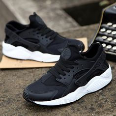 new concept fe23d 3c06a Men Sneaker Running Shoes Breathable Outdoor AIR Sport Shoes For Man  Zapatillas Running Shoe Hombre Huar Sneaker Plus Size 38-46 Price  46.78    FREE ...