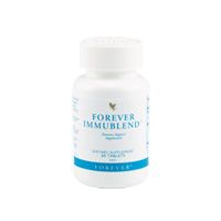 Forever ImmuBlend is designed to support immune system function by addressing all aspects of the immune system from its first line of defense to its last. Each ingredient in our proprietary blend is specifically chosen for the crucial role it plays in supporting your body's immune system function. It helps the body's biological defense system to operate at peak performance so you can carry on your daily routine without any cares.