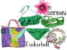Tinkerbell by disneybound