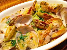 Asari Clam Picada  Great with Hefeweiss!