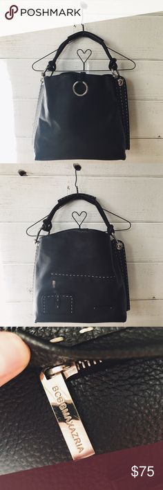 """BCBG MAXAZARIA BAG this brand new bcbg maxazaria bag is in perfect condition! it is great for traveling and other on the go purposes due to it being a larger bag. it is 12""""x16.5"""". no trades. BCBGMaxAzria Bags Totes"""