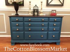 Image result for annie sloan aubusson blue and graphite