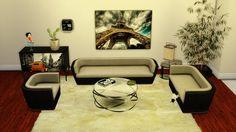 Via Sims4Updates : Livingroom set at Leo Sims