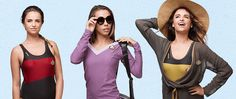 News - Ladies can boldly go to the beach this summer in TNG-inspired swimwear from ThinkGeek. Details at...