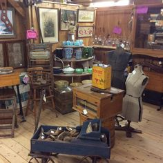 You'll Never Want To Leave This Massive Antique Mall In VermontYou'll Never Want To Leave This Massive Antique Mall In Vermont