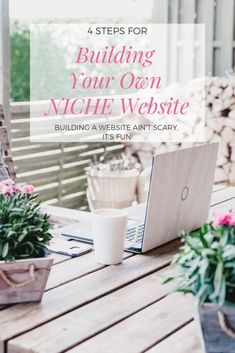 Building Your OWN Niche Website.  Starting with a big piece today, your website. We are going to be taking our niche idea and turning it into a tangible business starting with your website.  #niche #website #nichewebsite