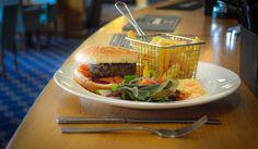 A burger delight