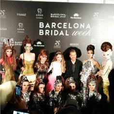 Vivimos un hechizo, de esos que quieres volver a vivir… @jordidalmaunovias & Cazcarra Image Group #BarcelonaBridalWeek #novia #boda