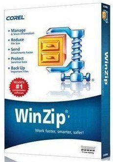 WinZip Pro 22 Crack + Activation Code 2017 [Latest Download]