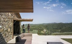 Villa CP by Zest Architecture: a former farmhouse is transformed into a sustainable holiday home in Spain