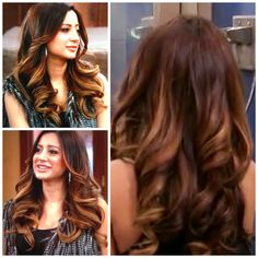 Love, love, love her hair ❤ Noureen Dewulf - Lacy (ANGER MANAGEMENT)