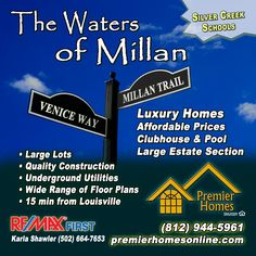 Sellersburg Indiana. Perfect Location. GORGEOUS SUBDIVISION!!!!