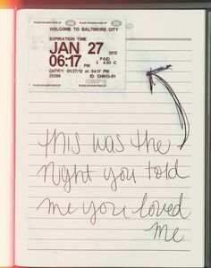 39.  This is such a fun idea!  Use this as inspiration to scrap about a significant date in your life!  1pt.