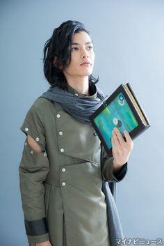 拡大画像 005l | 『仮面ライダージオウ』とウォズをいつまでも忘れずに愛してほしい - 渡邊圭祐が語る映画とこれから (1) ふたたび戦う理由 | マイナビニュース Kamen Rider Henshin, Josephine Montilyet, Varric Tethras, Kamen Rider Zi O, Fandoms, Japanese Men, Art Sketchbook, Anime Style, Art Girl