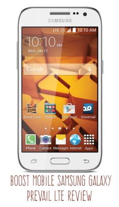 Boost Mobile Galaxy Prevail LTE review: Great phone, no contract