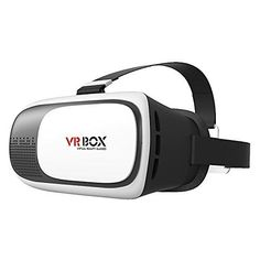 Amerzam 3D VR Virtual Reality Headset 3D Glasses VR BOX for iPhone6SamsungGalaxy ios Android smartphone >>> Want to know more, click on the image.Note:It is affiliate link to Amazon.