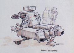 "atomic-chronoscaph: ""Alien"" concept art by Ron... - Olivia Black Concept Art Alien, Ridley Scott Movies, Dan O Bannon, 70s Sci Fi Art, Alien Spaceship, Design Reference, Art Pictures, Art Pics, Science Fiction"