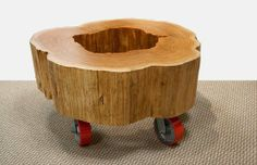 Free Wheelin': A Roundup of Mobile Furniture