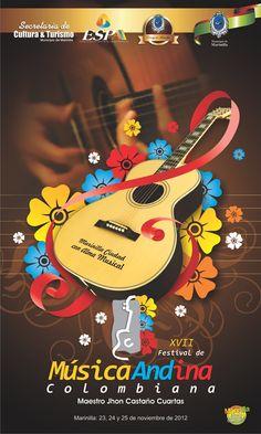 Festival de Música Andina Colombiana, Marinilla, Antioquia, Colombia, 2012.