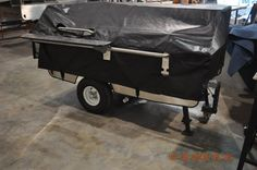 #Top[DogCarts - Custom Cart Cover for a TD 36 model cart