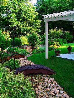 Jardim lindo