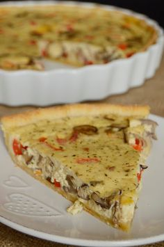 Quiche Muffins, Pie Recipes, Healthy Recipes, Good Food, Yummy Food, Quiche Lorraine, Food Names, Pasta Dishes, Food Network Recipes